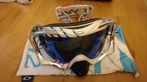 Oakley DH Brille Goggles Crowbar