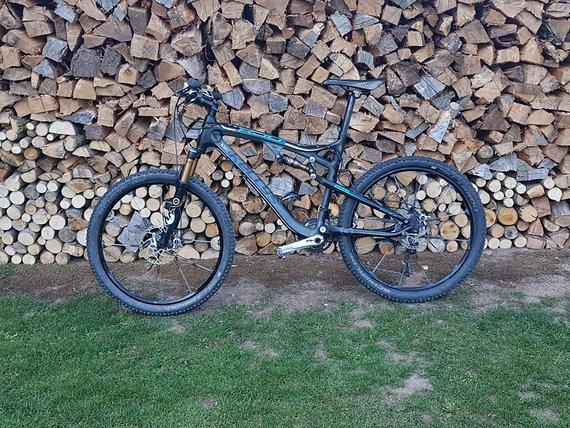 Kellys Kju Mountainbike Fully Modell 2013