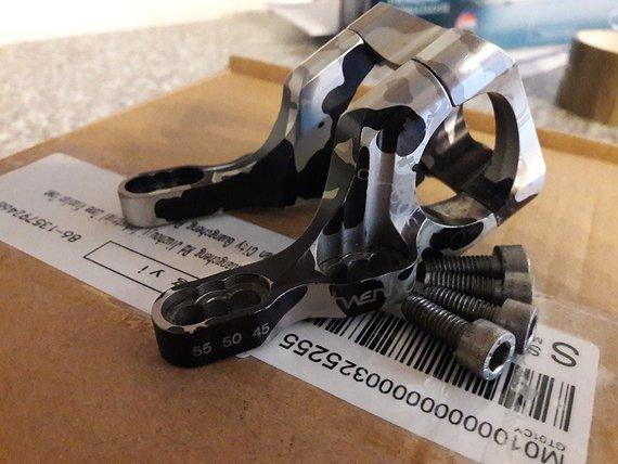 Twenty6 F1 Directmount vorbau top zustand 45-50.55 mm