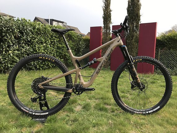 "Santa Cruz Hightower LT C/S 2019 29"" Gr. XL *NEU*"