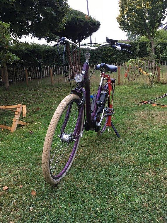 Kettler Layana Damen e-Bike / Pedelec