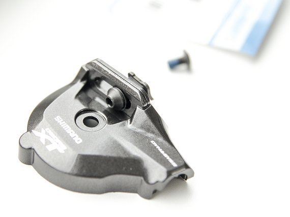 Shimano Deore XT SL-M8000 I shifter lever cover, right side