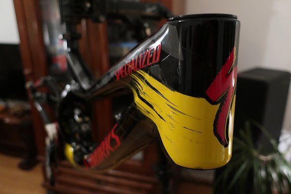 Specialized Demo 8 Carbon S-Works Troy Lee