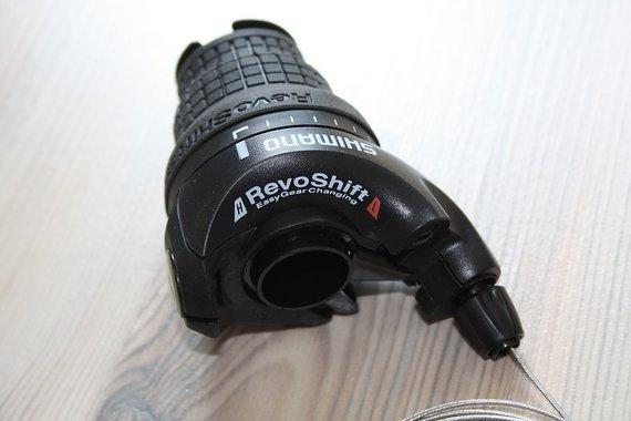 Shimano Drehgriff links Twister SL-RS31-L 3-fach REVOSHIFT inkl. Schaltzug