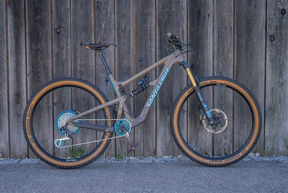 Santa Cruz Hightower LT CC Custom Build X01 L