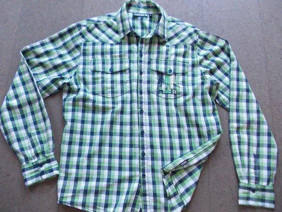 Maloja SOUL IN THE WOODS Freizeithemd XL
