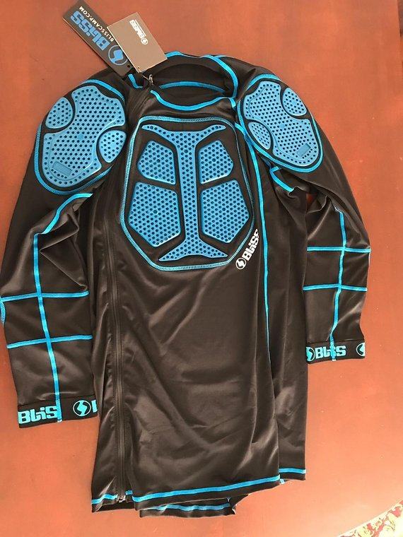Bliss Protection ARG COMP LD TOP Long Sleeve XXL