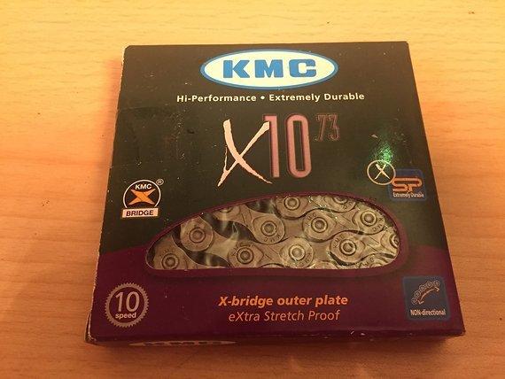 KMC x10 73