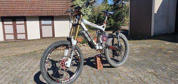 Alutech Monster E-Bike 72v 40ah