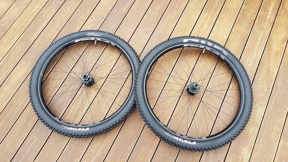 E*thirteen E-13 E*13 TRS Plus 29 MTB Fahrrad Laufradsatz Trail Enduro
