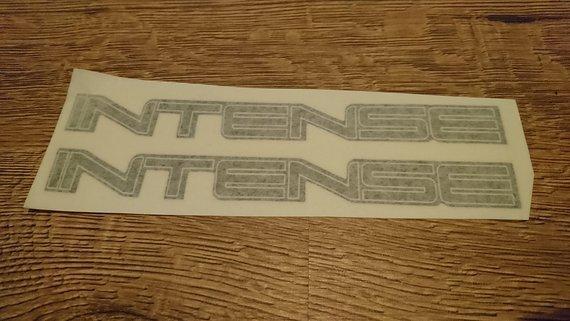 Intense 951 Decal Sticker Aufkleber universal