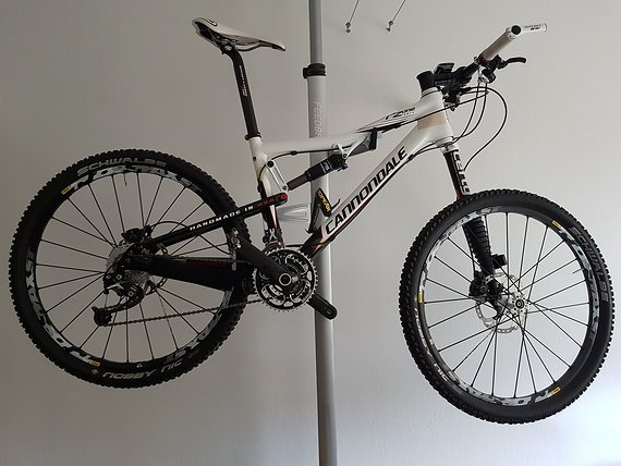 Cannondale RZ ONE FORTY CARBON 2