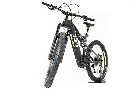 "Husqvarna MC6 - Größe S/42cm 27,5"" All Mountainbike mit Shimano Steps E8000 500Wh"