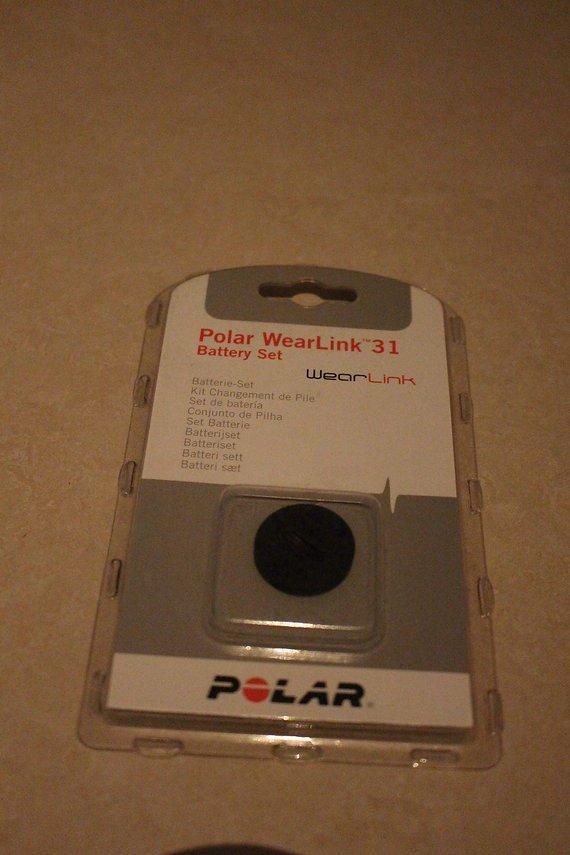 Polar Batterie Wear Link 31