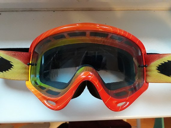 Oakley Race Google