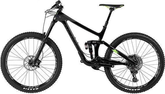 Norco 2017 Range Carbon C 7.2 Komplettbike - NEU! - Größe XS