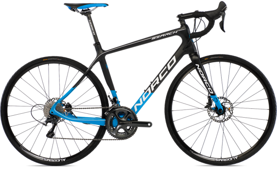 Norco Bikes Search Carbon Ultegra Gravel Komplettbike