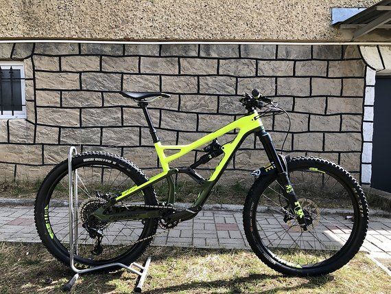 Cannondale Jekyll 2 Carbon 27.5 M