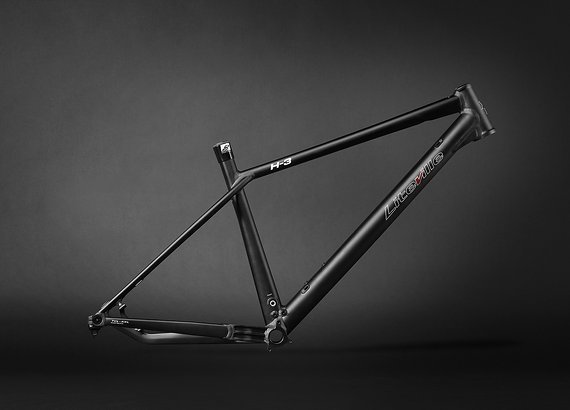 Liteville H-3 MK2 Frame Set Gr.M race black anodized
