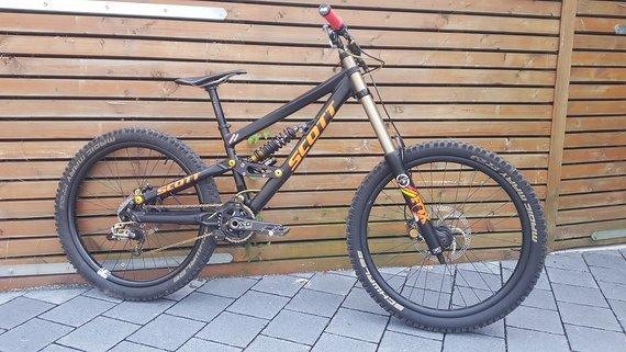 Scott Voltage Fr20 Custom