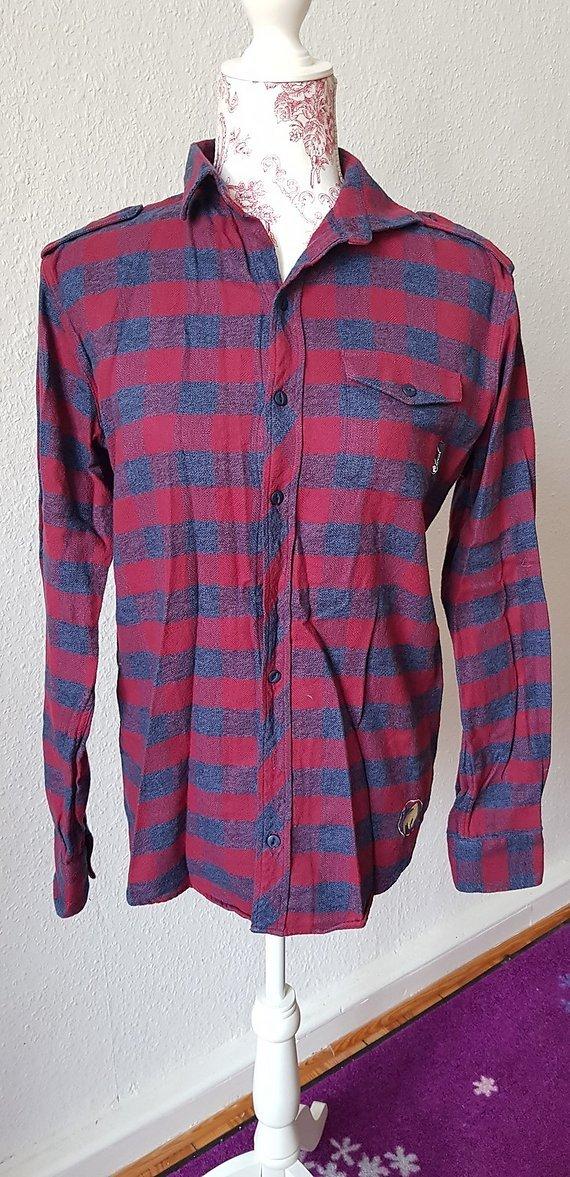 Local Outerwear Hemd Männer-Gr.XS (Frauen S/M)