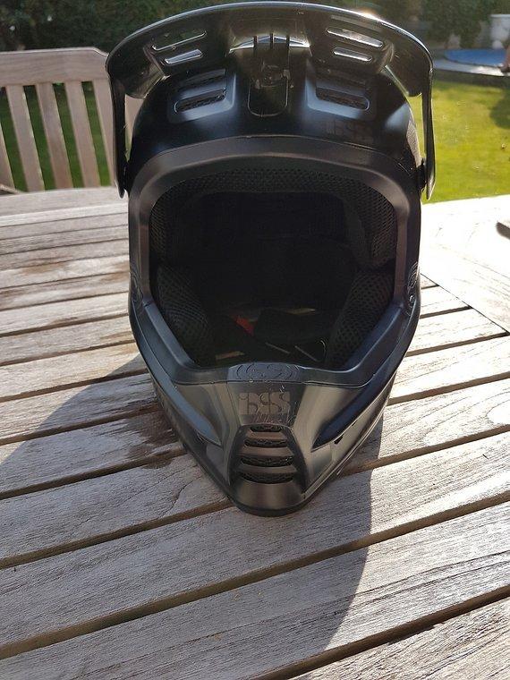 IXS Xact Fullface Helm Gr. S/M