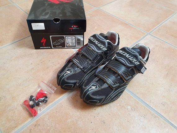 Specialized Pro MTB Schuh Carbonsohle Größe 41 NEU