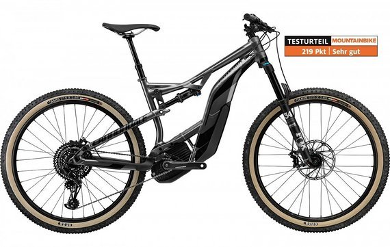 Cannondale Moterra SE 2018 E-Bike Fully L Fox gebraucht