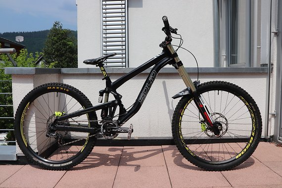 Solid Bikes Strike 650B M/L