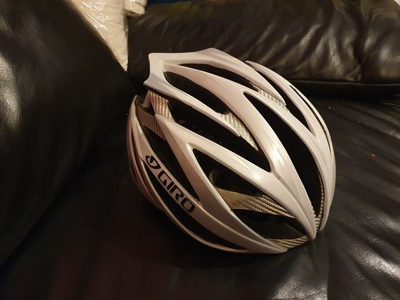 Giro Ionos Helm Fahrradhelm 59-93 cm weiss