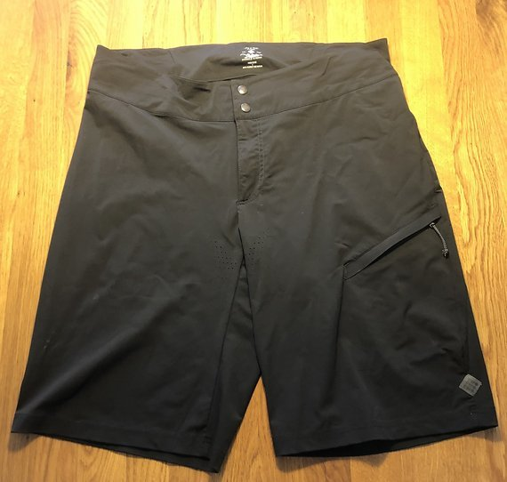 Triple2 BARG nul - Men MTB Short Schwarz XL