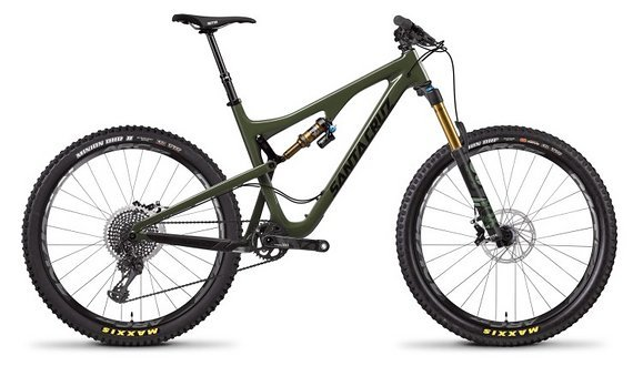 Santa Cruz Bronson 2.1 CC XX1 Green L PREISUPDATE