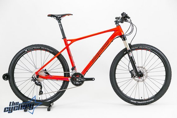 "GT Zaskar Carbon Elite 27.5"" (650b) Cross Country Bike 