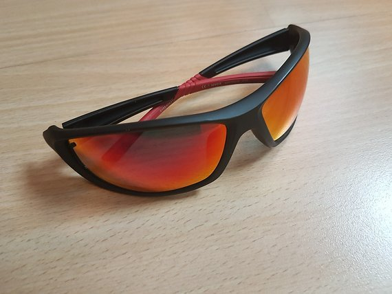 Uvex Sportstyle 210 Brille