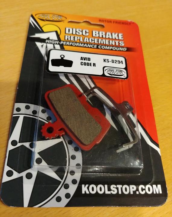 Kool Stop KS-D294 Avid Code R Bremsbeläge