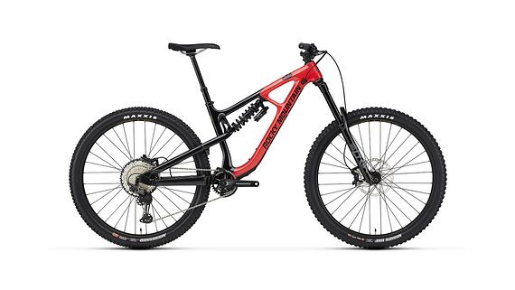 Rocky Mountain Slayer Carbon 50 Gr.L Rot/Schwarz