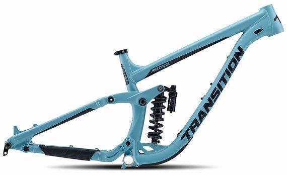 Transition Bikes 2020 PATROL Rahmenkit inkl. Rock Shox Super Deluxe Coil Ultimate