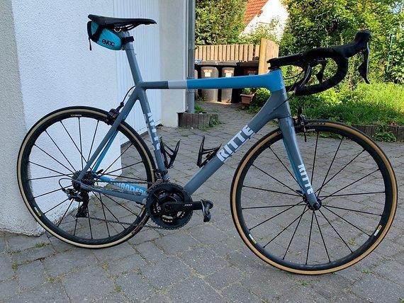 Ritte Vlaanderen- Dura Ace 9100 RH: XL - Preisupdate -