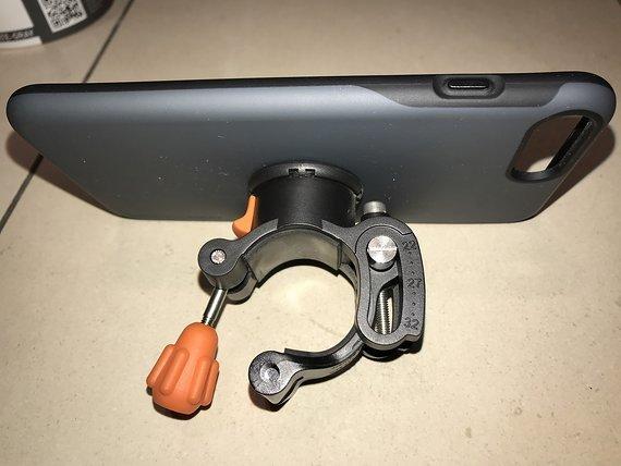 M4S Bikekit Handyhalterung für iPhone 7+ / 8+
