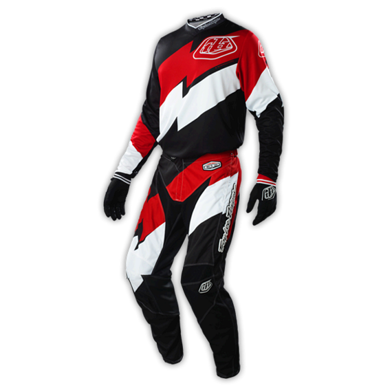Troy Lee Designs Gr. 30/M GP SET ASTRO BLACK