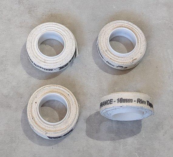 Velox Textil-Felgenband 10mm 4 Rollen