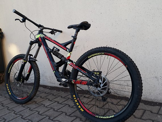 Bergamont Big Air 9.0 2015 Downhillbike