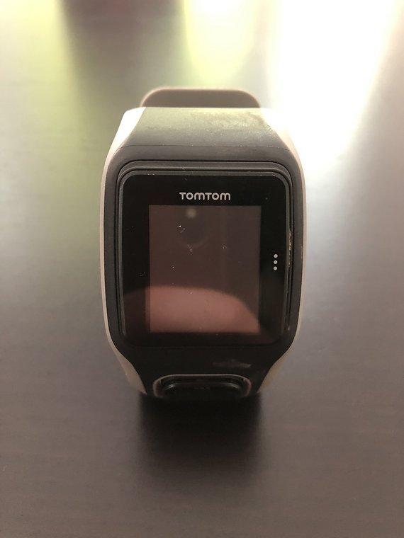 Tomtom Fitnessuhr TomTom Multi-Sport + Brustgurt zur Herzfrequenzmessung