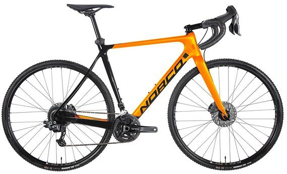 Norco THRESHOLD C2 2020 ACTION ORANGE Neu