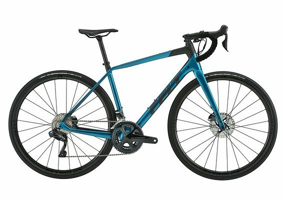 Felt VR Advanced Ultegra Di2 Carbon Rennrad Disc 2020 Neu