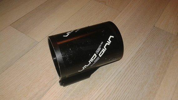 """Rock Shox Vivid Air 8.5"""" / 216mm Luft Kammern / Air Canister / Air can"""