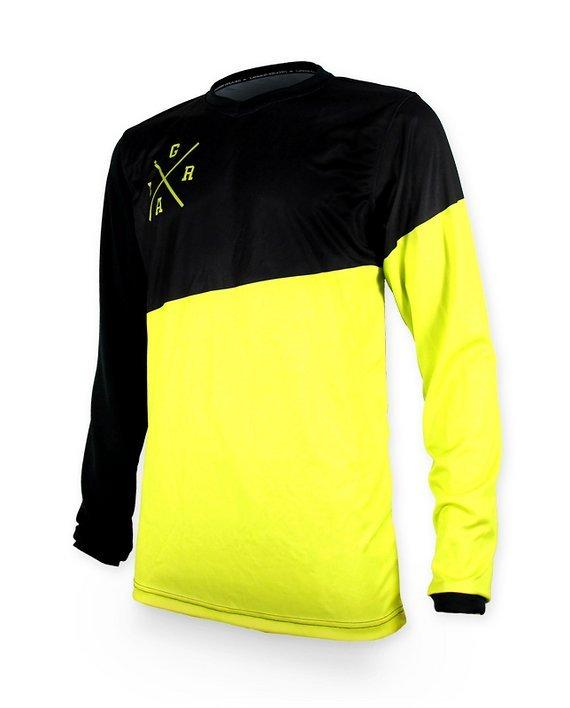 Loose Riders Team Edition Jersey Yellow Gr. XL *NEU*