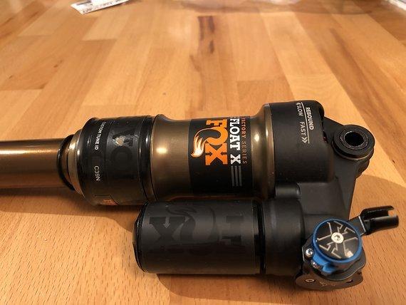 Fox Float X CTD Kashima Dämpfer Remote 216mm x 63mm