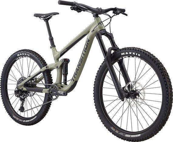 Transition Bikes Patrol NX, Grau, L