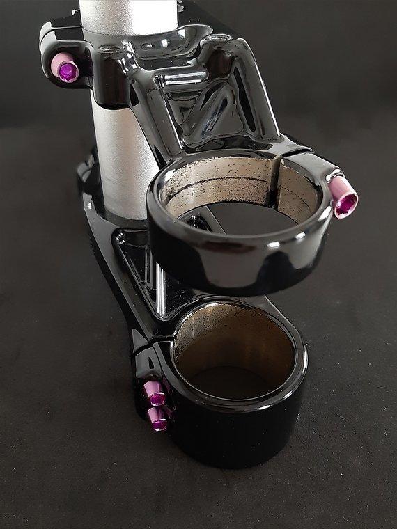 Ti-Suspension Rock Shox Boxxer TITAN Schrauben SET lila/purple NEU